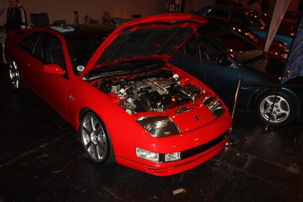 300ZX Club Events